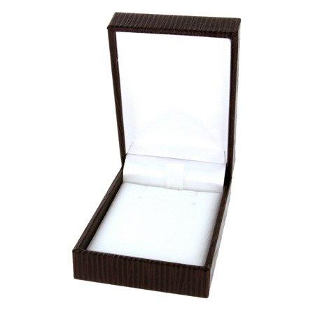 Pudełko skórzane brązowe PDH-3/A21